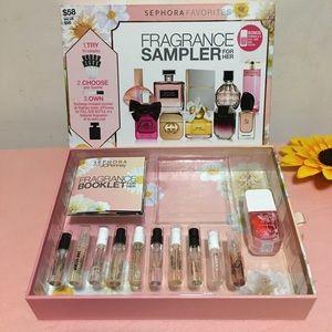 Sephora Fragrance Samples For Her🛍